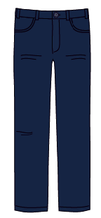 Trousers Unisex